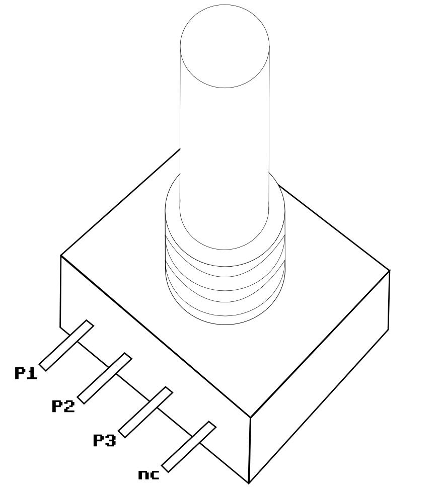 4 pin potentiometer wiring diagram potentiometer free printable wiring diagrams